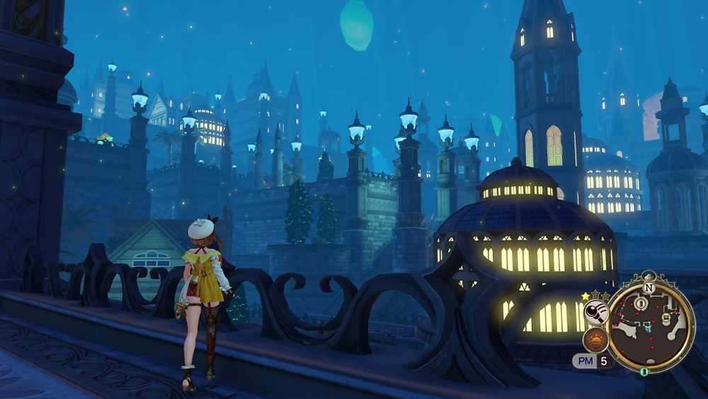 Atelier Ryza 2 Ruins Exploration