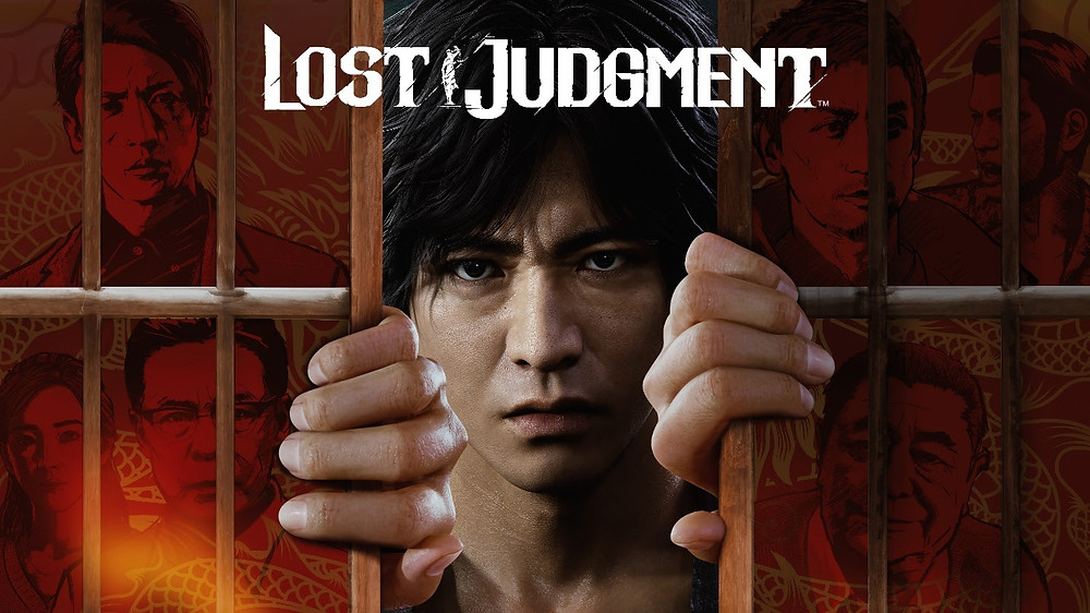 Lost Judgement Announcement PS5