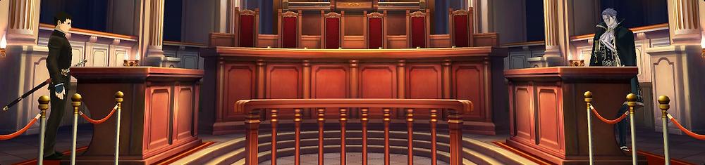Great Ace Attorney Nintendo Switch Review Courtroom Naruhodo Barok Van Zieks