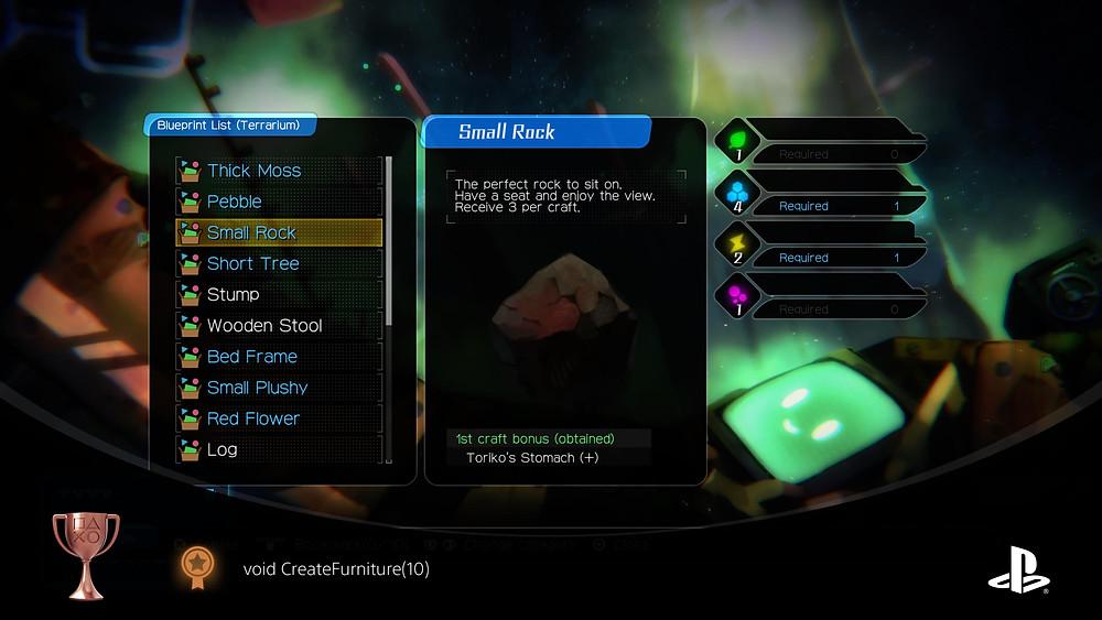 Void Terrarium PS5