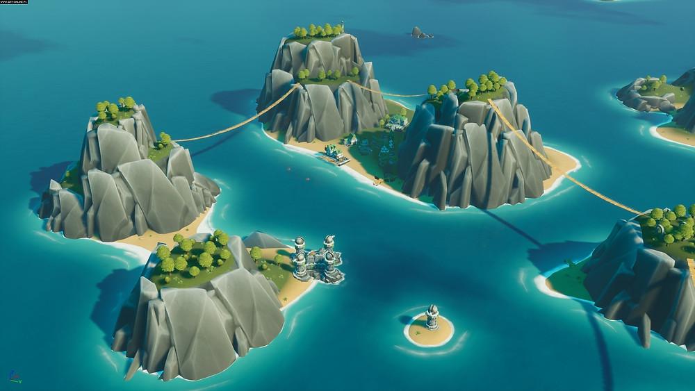 King of Seas Visuals Design