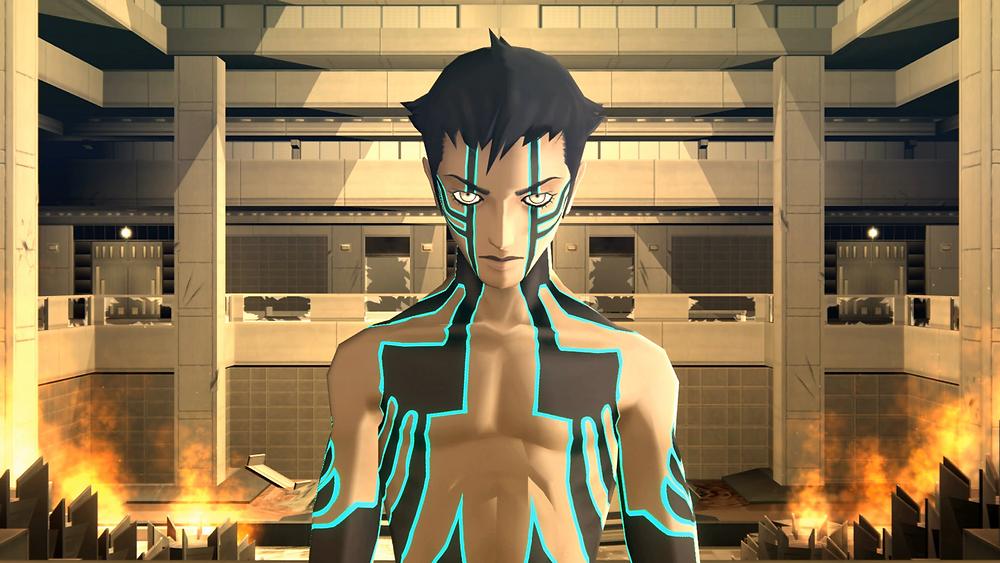 Demi Fiend Shin Megami Tensei III HD Remaster