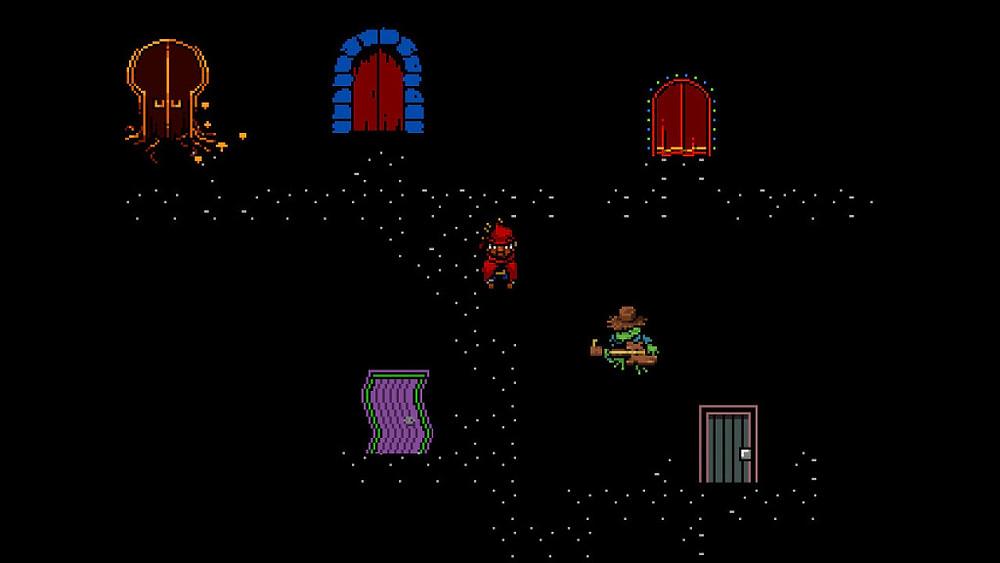 Everhood Nintendo Switch graphics