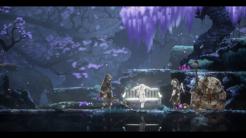 Ender Lilies PC Nintendo Switch PS4 Xbox Art