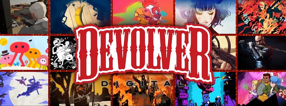Devolver Digital List of Games Deaths Door