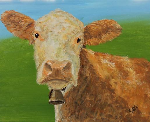 Bertha the Cow