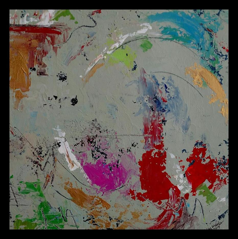Leftover Paint