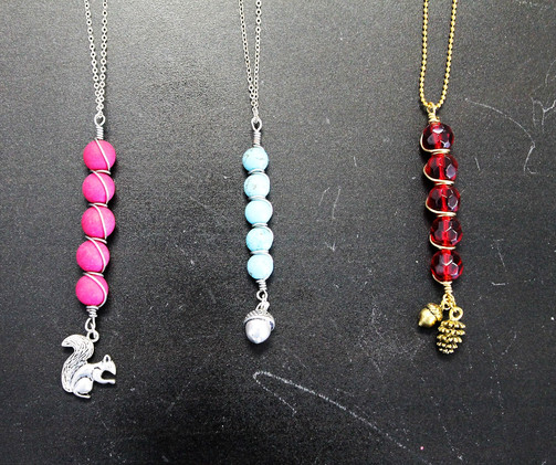 Hand-Made Necklaces