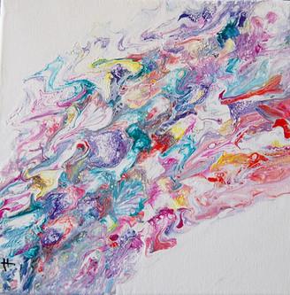 Pastel Swirl by Chad Hake