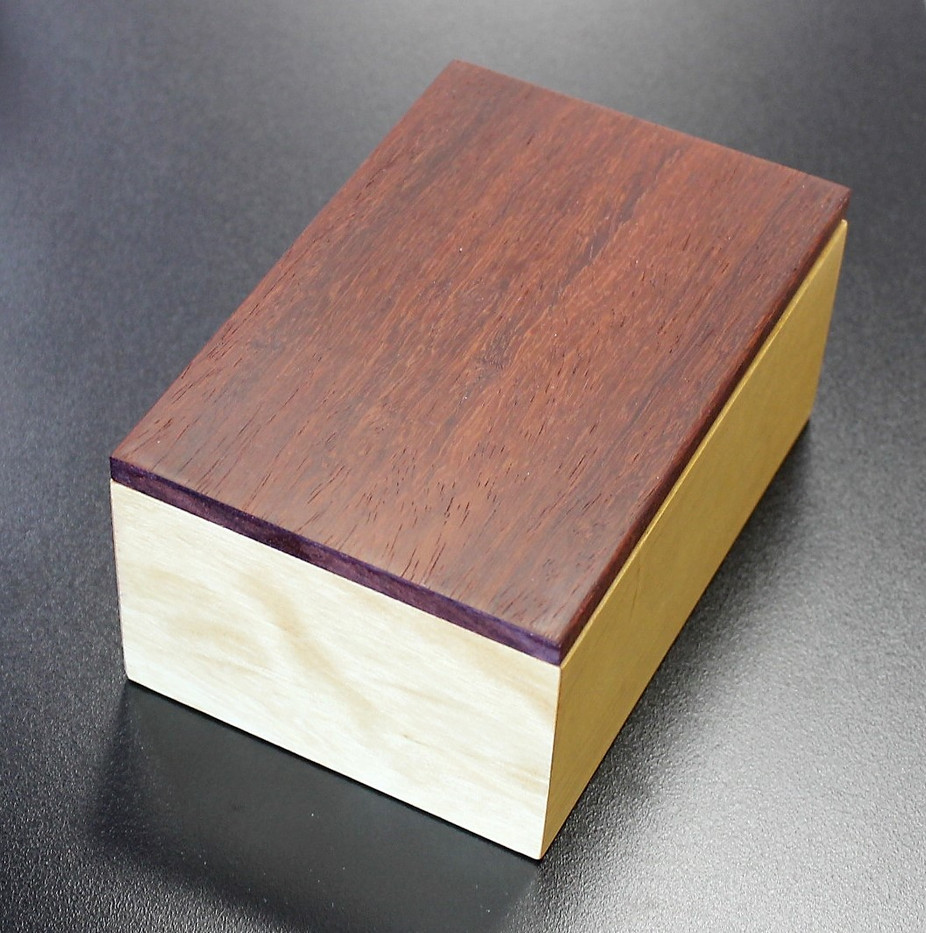 Wood Box 15 exterior