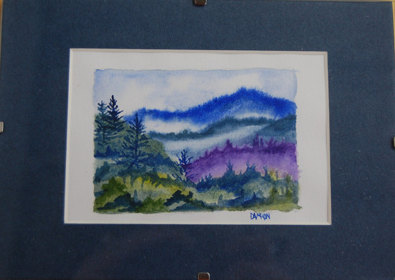 Smokey Mountains #1
