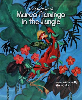 Marco Flamingo in the Jungle (book)