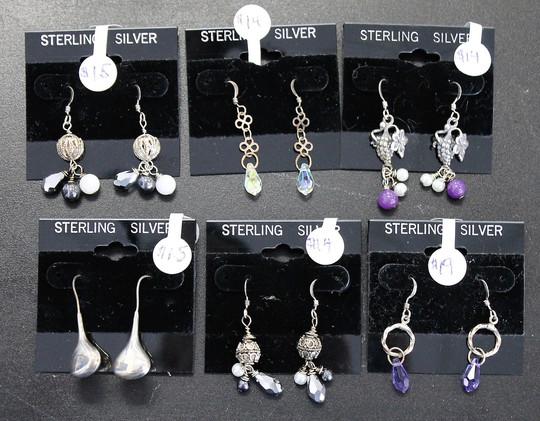 Hand-Made Earrings