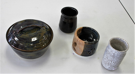 Hand-Crafted Pottery