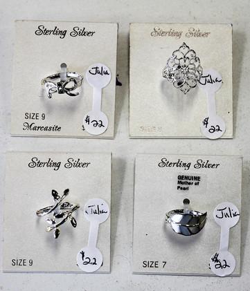 Hand-Made Rings