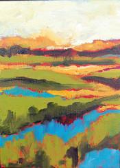 Sundown by Anne Baylor