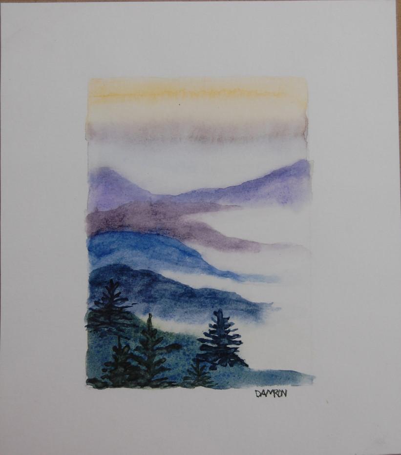 Smokey Mountain #2