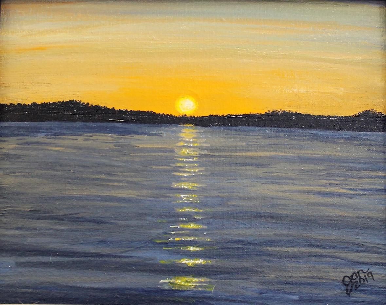 Lake Lanier Sunset