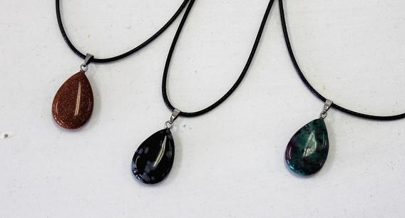 Precious Stone Necklaces