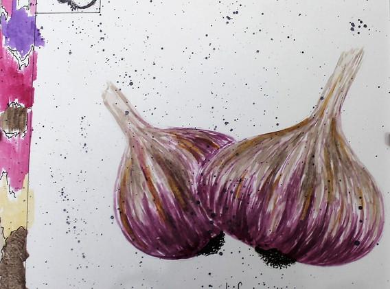 Garlic Deconstructed