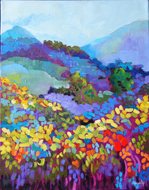 Mountain High by Linda Nix