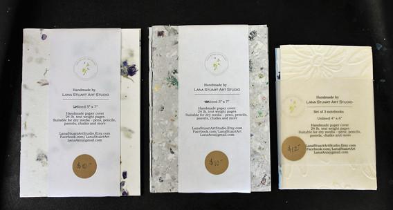 Hand-Made Artist Journals