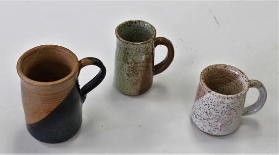 Hand-Crafted Mugs