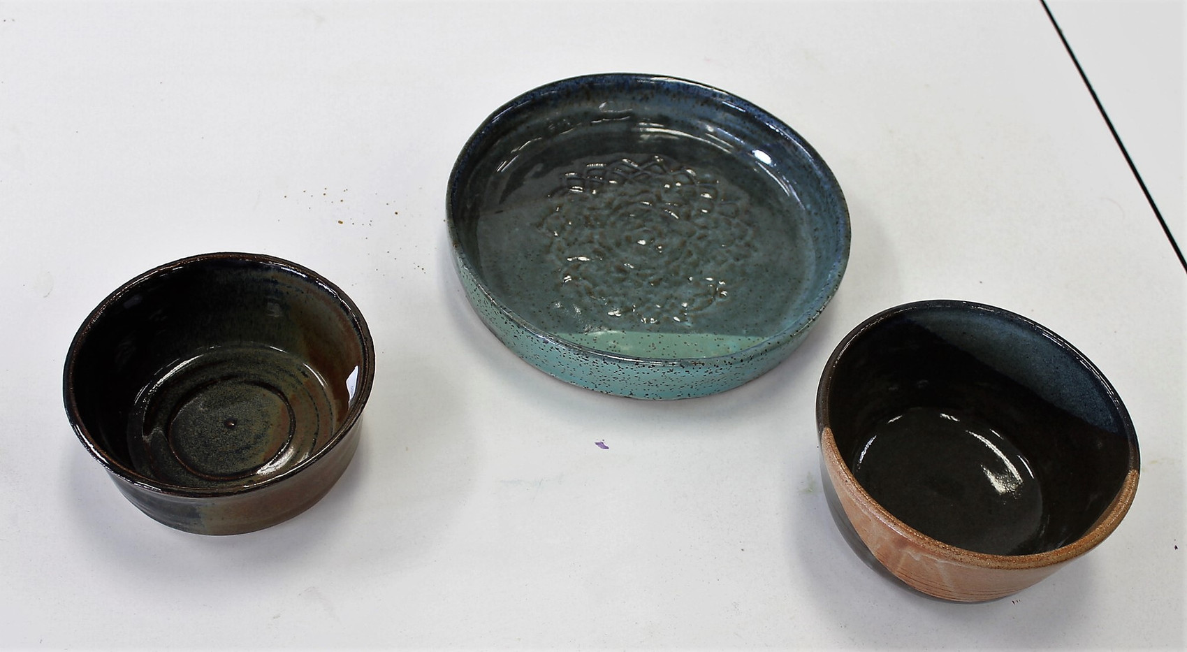 Hand-Crafted Bowls