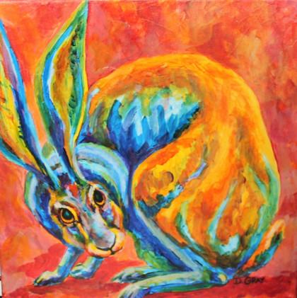 I've Got a Wild Hare