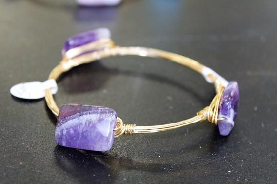 Precious Stone Bracelet