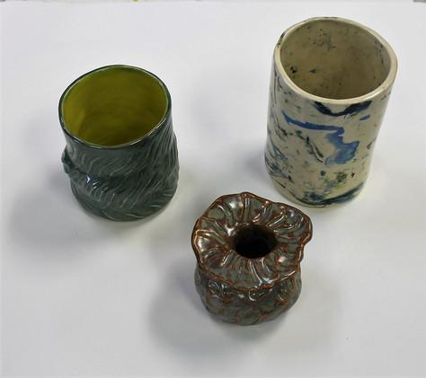 Hand-Made Ceramic Vases