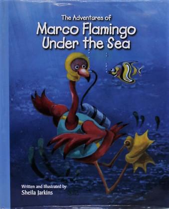 Marco Flamingo Under the Sea (book)