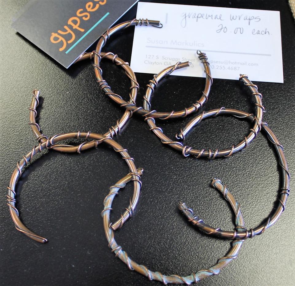 Grapevine Bracelets