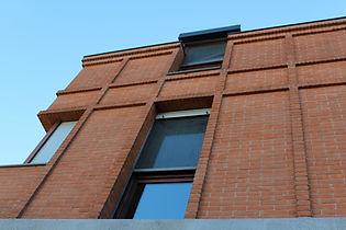 Nuova costruzione mattone a vista