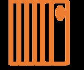 Icona riscaldamento con termosifone