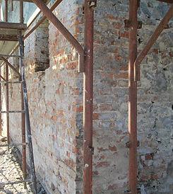 Consolidamento murature portanti