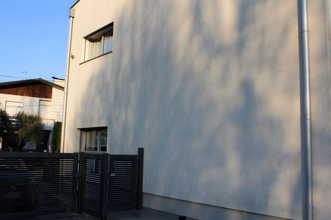 Entrata casa ristrutturata