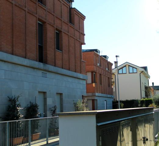Vista esterna edifici