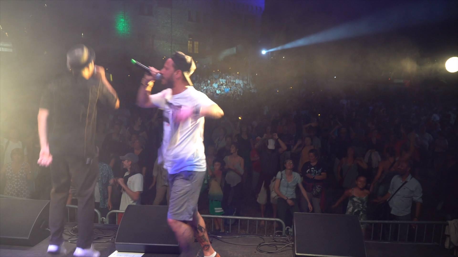 Jo2Plainp + Kekos Alex DJ SKD - Montjoux Festival 2018