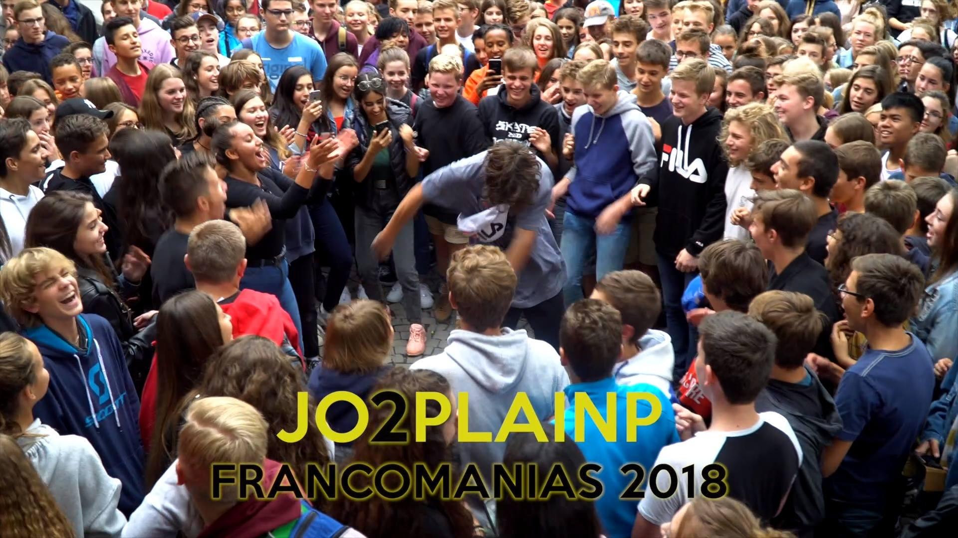 JO2PLAINP - FRANCOMANIAS 2018
