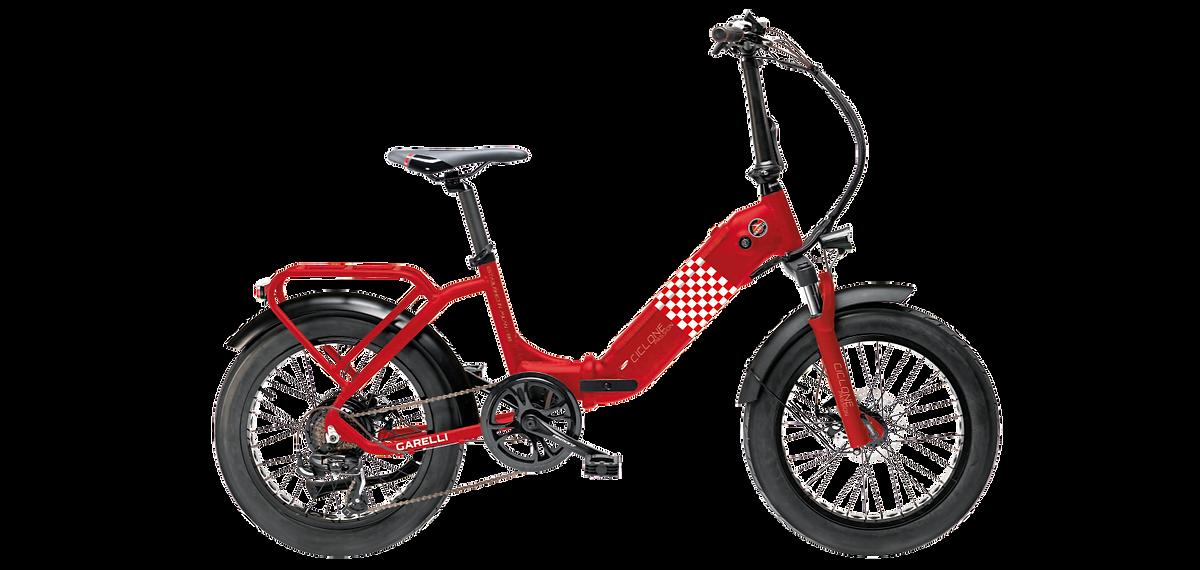 Bici elettrica Garelli Ciclone Passion