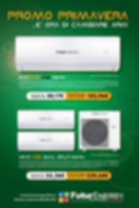 Promo climatizzatori