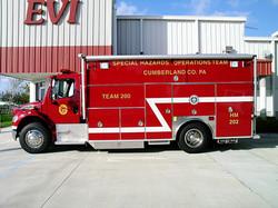 EVI 18-Ft Crew Body Haz-Mat Response