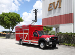 EVI 12-Ft. Heavy Service Truck