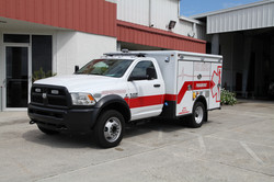 10-Ft. Non-Walk-In Rescue Unit Box