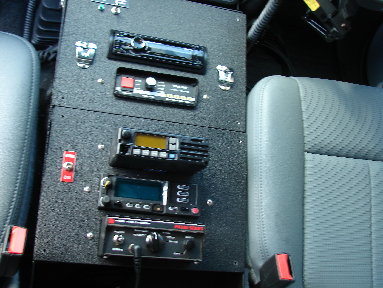 10-Ft Light Duty Police Rescue Truck