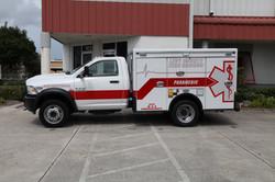 10-Ft. Non-Walk-In Rescue Unit