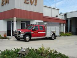 EVI 10-Ft. Quick Response Vehicle