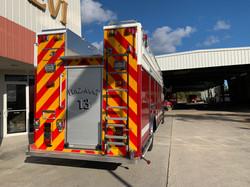 24-Ft. Hazmat Response Unit