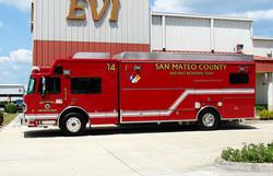 EVI 21-Ft Haz-Mat / Command Response